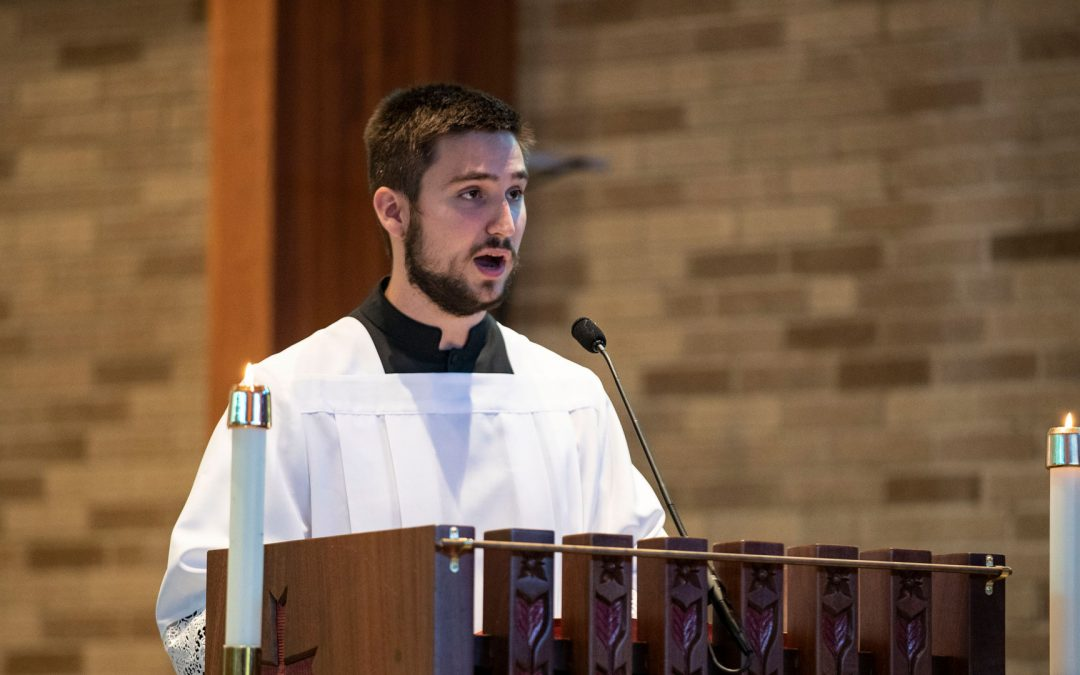 Signs of a Priestly Vocation