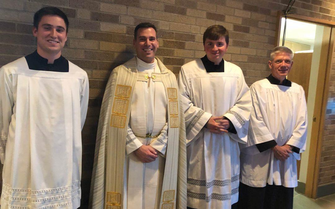 Our Seminarians
